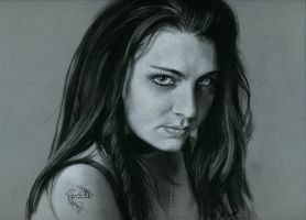 Amy Lee, Evanescence by Cynthia-Blair