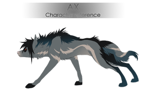 Character reference - Ax by SorahChan