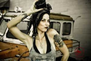 Tank Girl by EFPhoto