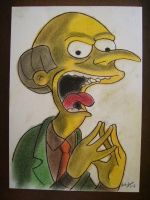 Sr. Burns by PLeiteN