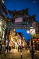 Chinatown in London by JuanChaves