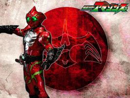 Kamen Rider Amazon Alpha by HenshinGeneration
