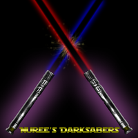Nuree's Darksabers by Invirion
