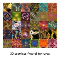 30 fractal textures by halakimok