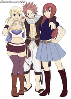 Because We Are Fairy Tail!!^^ by BlackObsession666