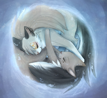 Cold Embrace by SilverGuest