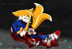 Crying Tails, and Sonic died by SilverAlchemist09