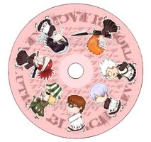 The Boys of BLEACH Chibis - CD by whitefrosty
