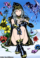 Ashe Queen of Flowers by Akizava