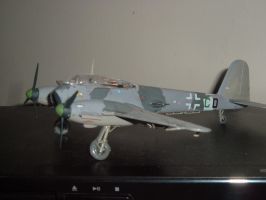 messerschmitt me 410a by SKEGGY