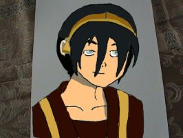 Toph by AlexCharly