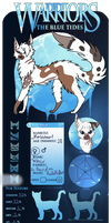 TBT | Marbleheart | Skyclan | Warrior by Attic-Salt-Storms