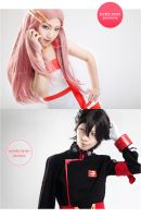 Eureka Seven_sweet headache by hybridre