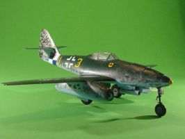 Me262 08 by BoomBoomBraddah