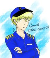 FINISHED REQUEST 6: General Alfred Firinson by TreyStrider
