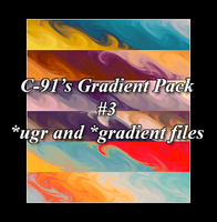 Gradient Pack #3 by C-91