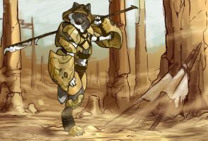 Sand Harlot by Viant-T