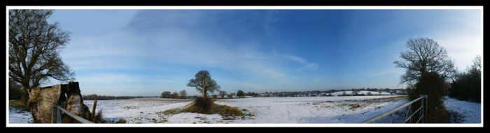 Balsall Common Panorama by bright-shadow
