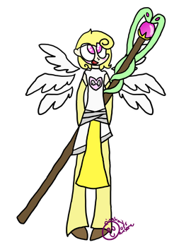 Seraph by Ninetailsofawesome