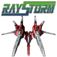 RayStorm by POOTERMAN