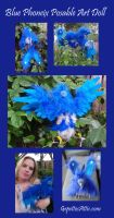Blue Phoenix Doll by Eviecats
