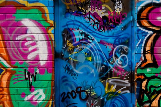 Enter Graffiti by sciatic
