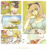 MBTea .:ArtBook Preview:. by GYRHS