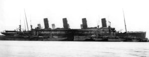 Britannic Fitting Out by 121199