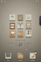 Current Home screen by andrulius247