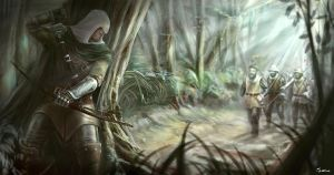 Assassin's Creed - O novo mundo by jsuursoo