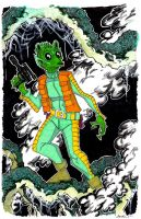 Greedo by misfitcorner