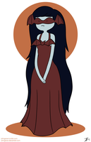 Dapper Marceline by JohnGrave