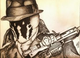 Rorschach by Taiel