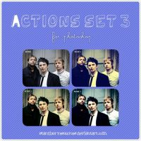 Actions set 3 by stardixa-resources
