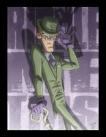 The Riddler by OtisFrampton