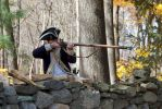 Revolutionary War- Take Cover by LethargicLink