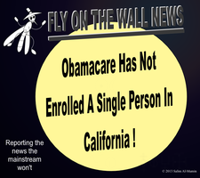 Obamacare Has Not Enrolled A Single Californian by IAmTheUnison