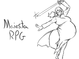 Maiesta RPG: The Beginings of a Ruleset 1.0 by Cross-Crescent