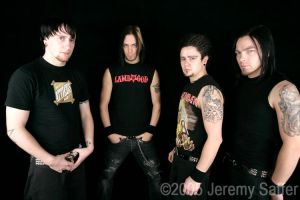 Bullet for my Valentine - 2005 by JeremySaffer