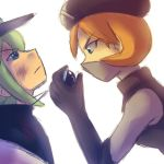 N and Angie by Jack-a-Lynn