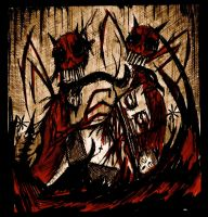 The Wretches by Manomatul