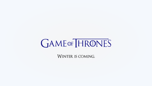 Game of Thrones by CacoMarx
