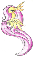 Fluttershy by AbyssinChaos
