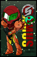 Varia Suit Samus by EshianFulika