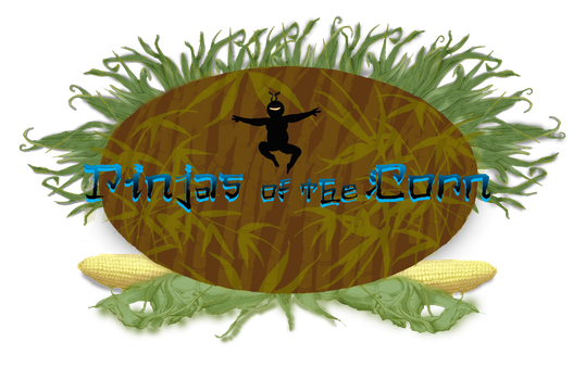 Pinjas of the Corn Logo by OutxOfxCuriosity