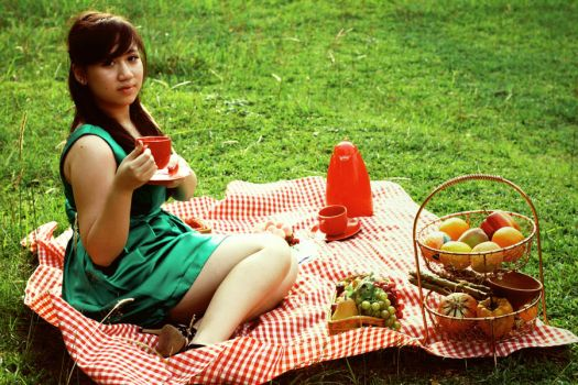 picnic time by yogagung
