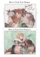How To Train Your Dragon 2  SPOILER! by XxKHheartlessxX