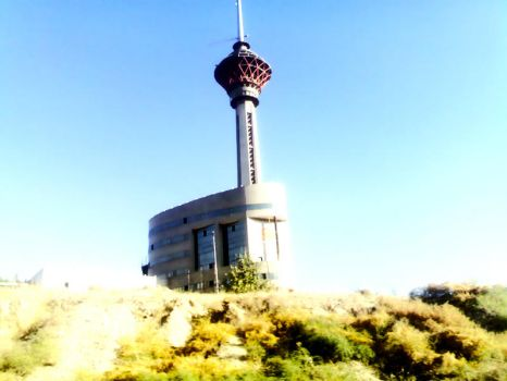 Milad Tower by amapro