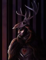 Stag King by Kumpiri