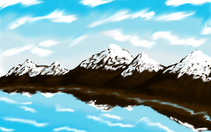 Mountains by rebelgirl1416